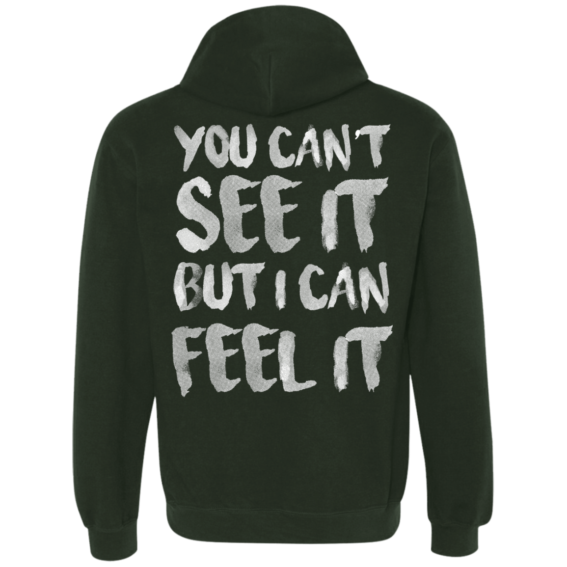 You Can't See It Pullover Hoodie - The Unchargeables