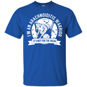 Arachnoiditis Warrior Hooded Unisex Shirt - The Unchargeables