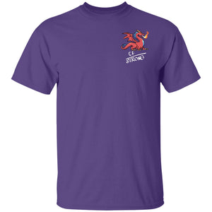 CF Strong Dragon Unisex T-Shirt - The Unchargeables