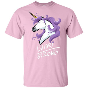 Chiari Strong Unicorn Youth Unisex Shirt