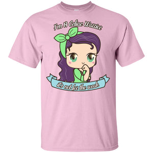Cute Celiac Warrior Youth Unisex Shirt