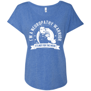 Neuropathy Warrior Not For The Weak Dolman Sleeve - The Unchargeables