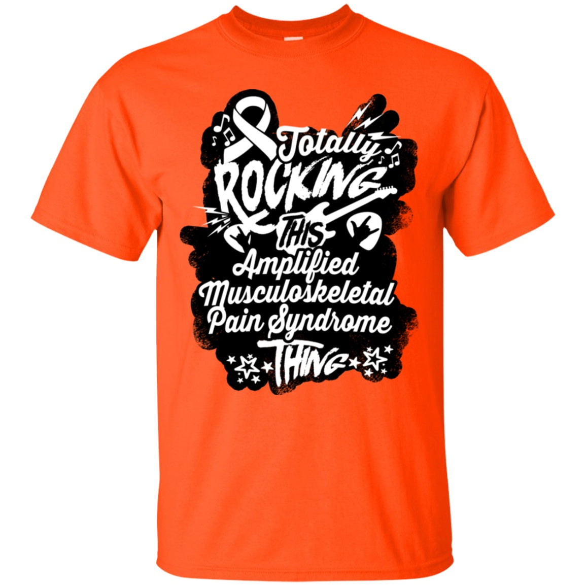Rocking Amplified Musculoskeletal Pain Syndrome Unisex Shirt