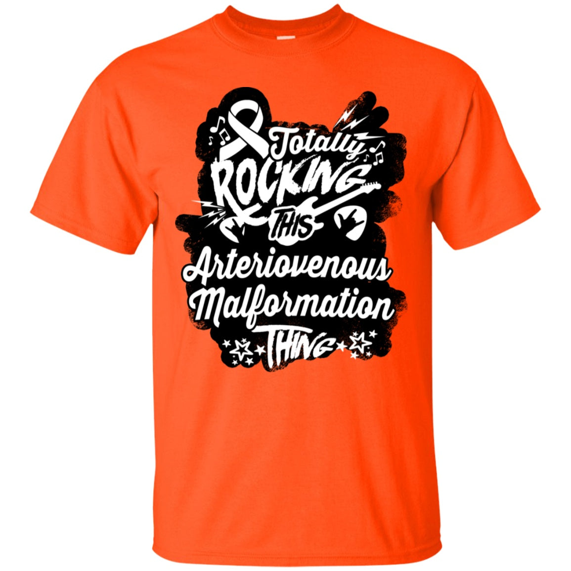 Rocking Arteriovenous Malformation Unisex Shirt - The Unchargeables
