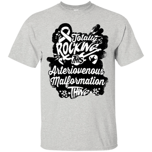 Rocking Arteriovenous Malformation Unisex Shirt