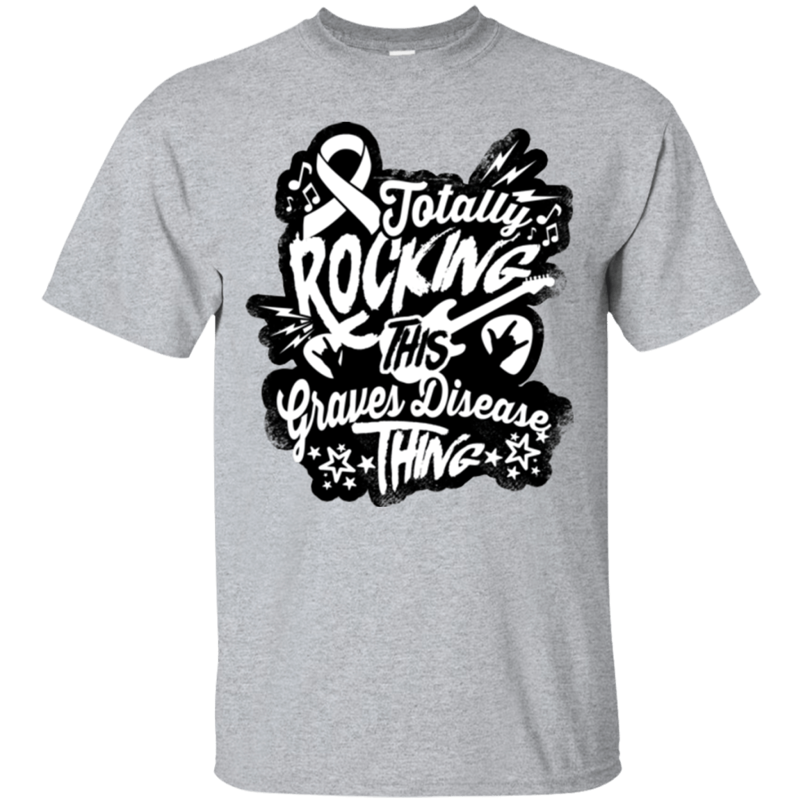 Rocking Graves Disease Unisex Shirt - The Unchargeables