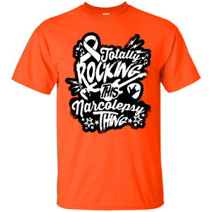 Rocking Narcolepsy Unisex Shirt - The Unchargeables