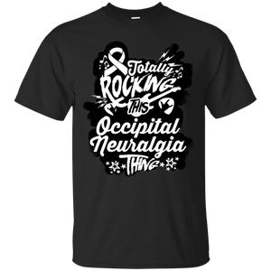 Rocking Occipital Neuralgia Unisex Shirt - The Unchargeables