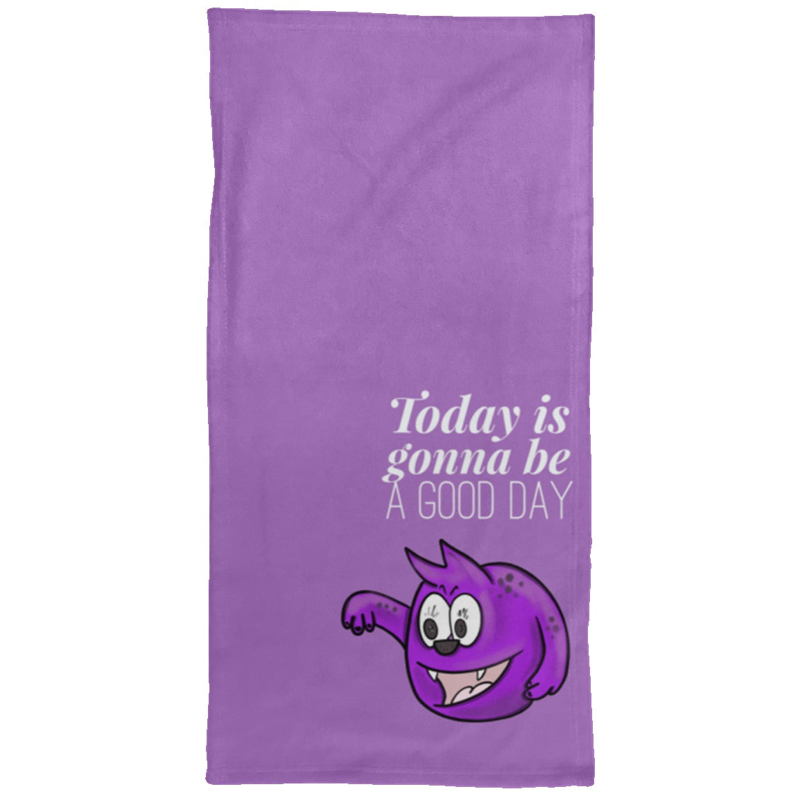Good Day Chargimal Hand Towel - 15x30
