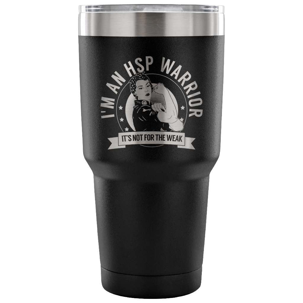 Hereditary Spastic Paraparesis - HSP Warrior NFTW Tumbler - The Unchargeables