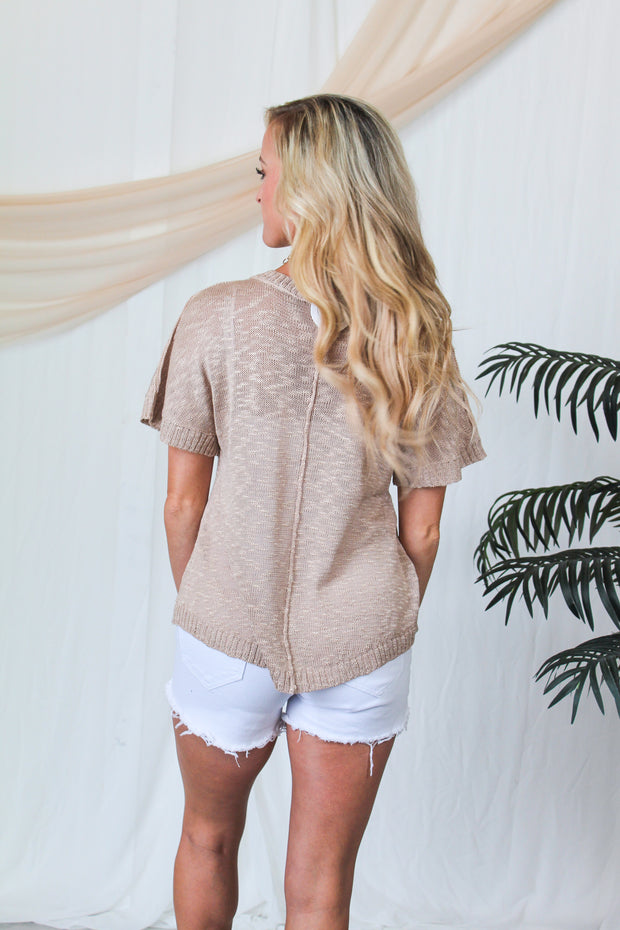 A Must Have Leather Jacket - Mauve