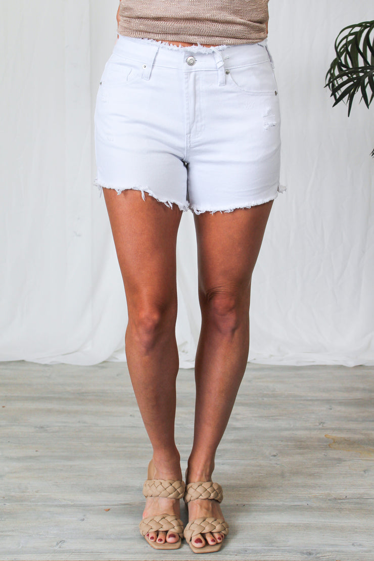 Be Bold Ruched Blazer - Royal Blue