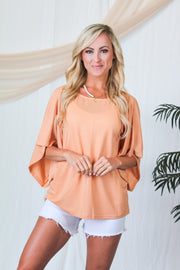 Yours Truly Ribbed Tank - Ivory