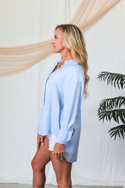 Lady In Lavender Thermal Top