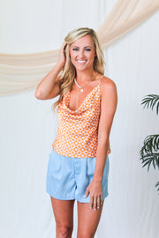 Sunset Sailing Lightweight Top