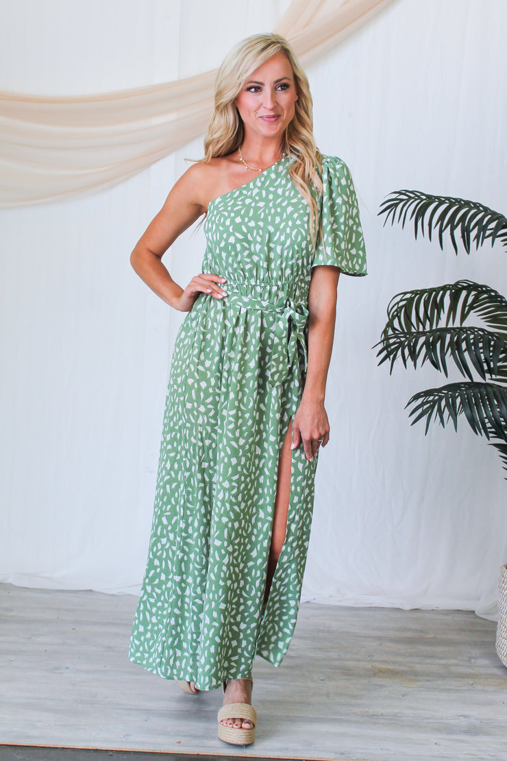 Leopard Lane Top