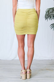 Pinot Party Ruffle Top - Leopard