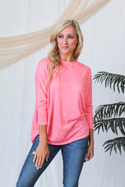 Saturday Style Off Shoulder Top