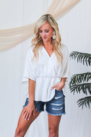 The Liza Distressed Skinny Jeans