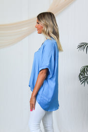 Chic In Soho Embroidered Top