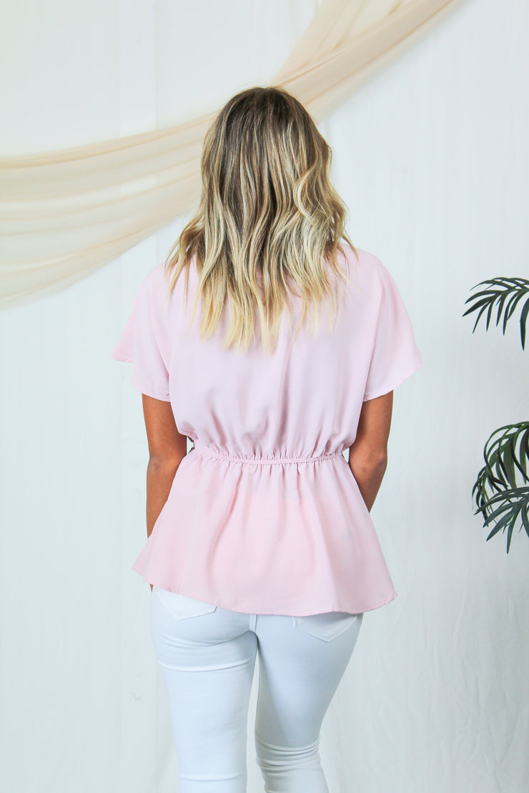 Seeing Color Tie Dye Smocked Jumpsuit