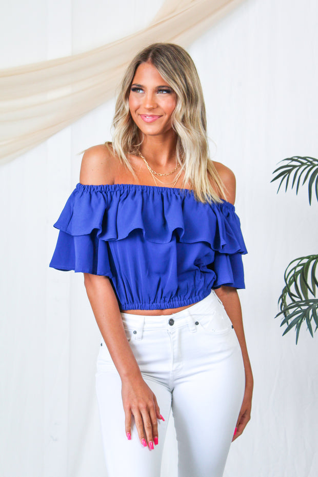 Malibu Dreaming Blouse