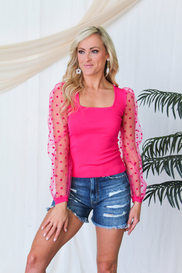 Walk My Way Ruffle Skort