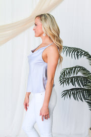 Easy Like Sunday Morning Spotted Dress