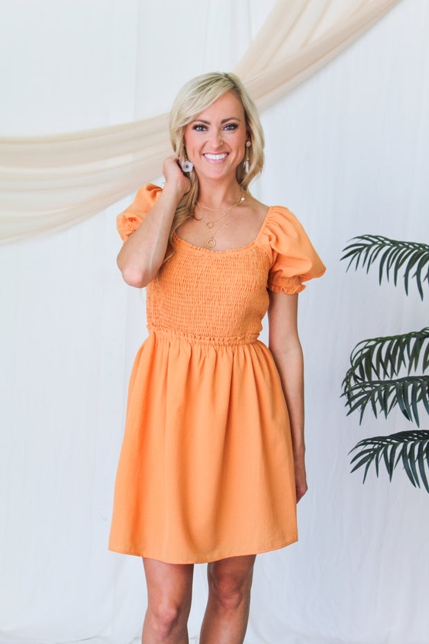 Cute As Can Be Off Shoulder Top - Leopard