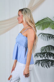 The Shyla Medium Wash Skinny Jeans