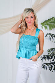 On Cloud Nine Spotted Dress