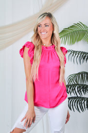 Nine To Five Blazer - White