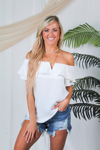 Oh Darling Dotted Tank