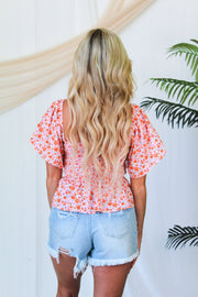Spring Sweetness Spotted Dress