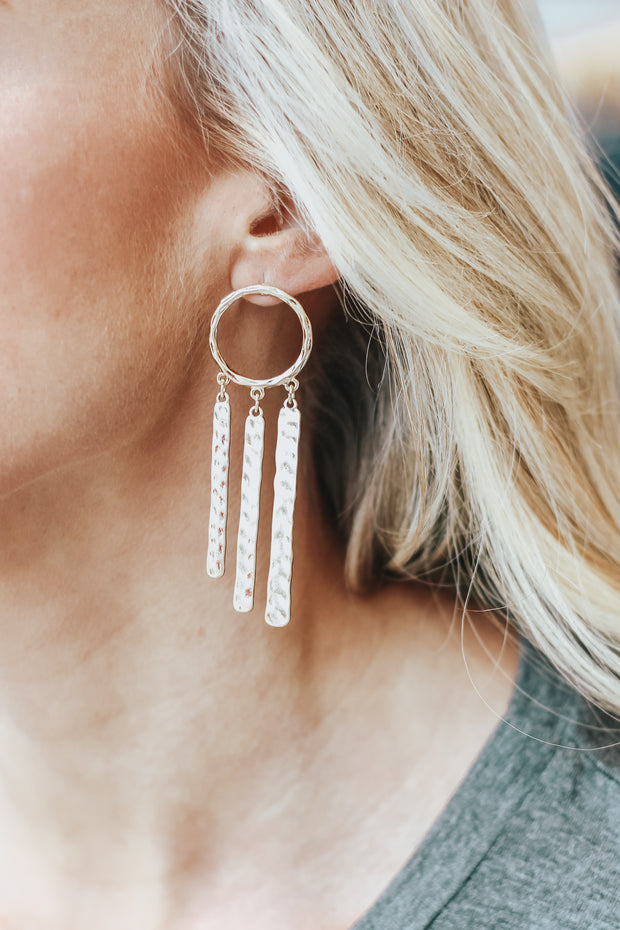 A Boho Fall Earrings