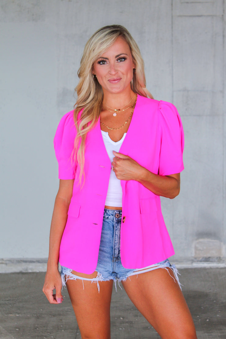 Everyday Butter Tee - Light Gray