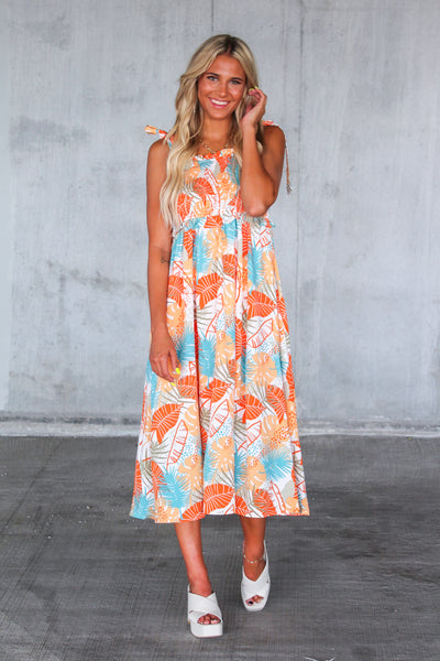 Chic Lady White Heel