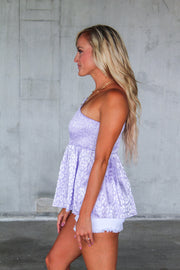 Lots Of Cheer Sequin Skirt