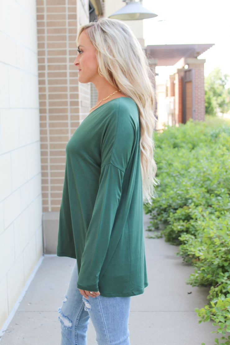 Patio Weather Knit Top