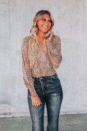 With A Twist Neon Top