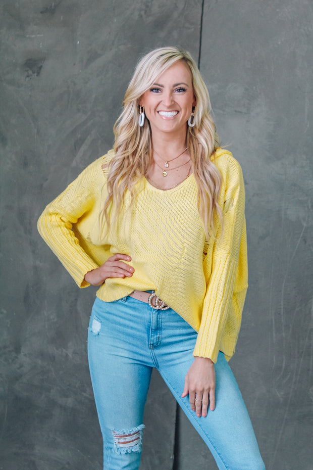 The Yacht Party One Shoulder Top - Kelly Green