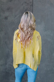 Spring Layers Mint Cardigan