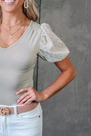 Dreamland Draped Tank - Kelly Green