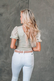 Shine So Bright Necklace - Silver