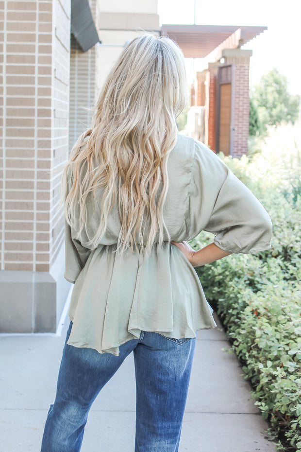 Galentine's Day Off Shoulder Top