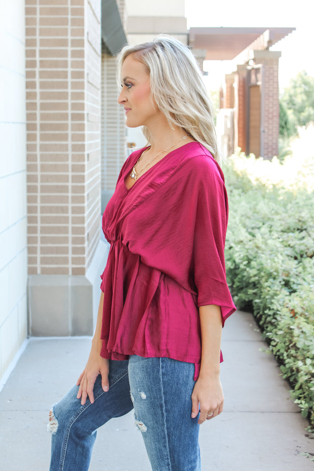 Stripes In The City Blouse