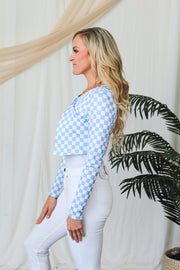 Lovely In Layers Lace Tank - Gray