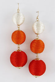 Drop To The Tropics Ombre Earrings