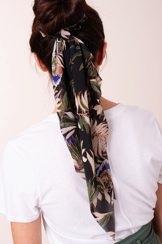 Island Girl Srunchie Scarf