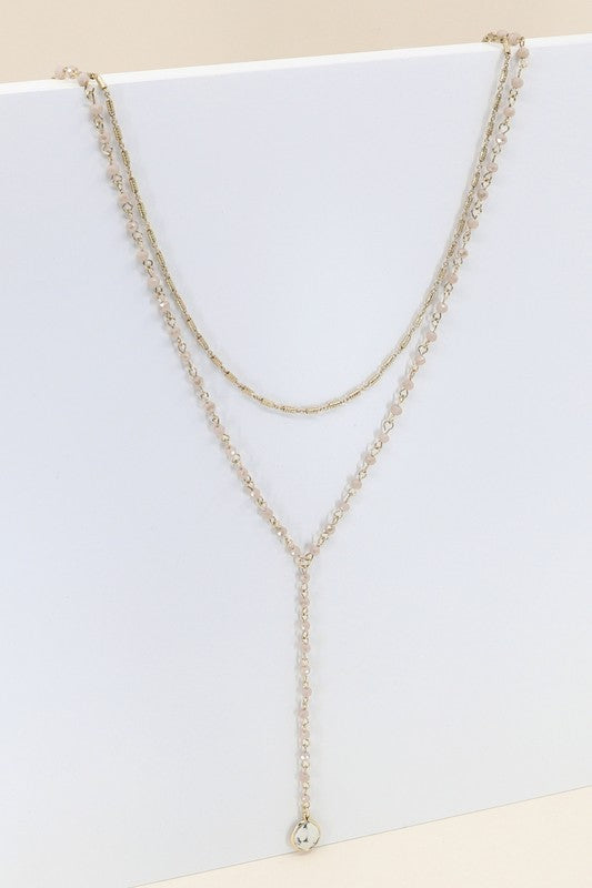 Rumor Has It Layered Necklace